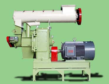 large pellet mill for industry use