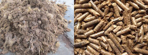 efb and pellets