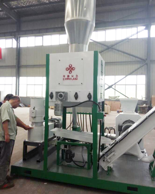 gemco small wood pellet plant