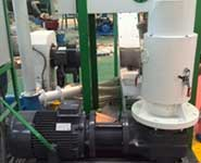 pellet mill of mobile pellet line