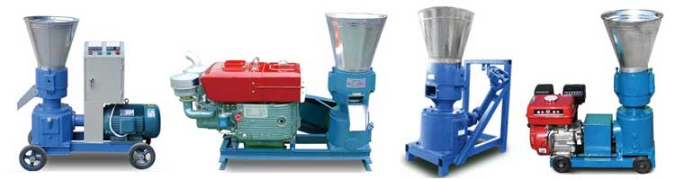 small crop residue pellet mill for home use