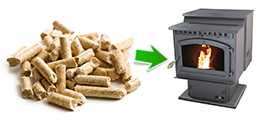 What's the best wood pellet fuel for pellet stove?