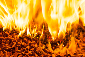 wood pellets calorific value